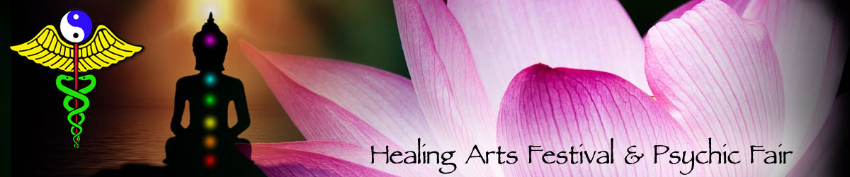 Healing Arts Festival and Psychic Fair